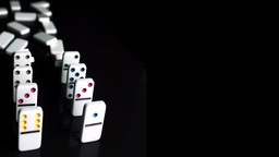 The domino effect Footage