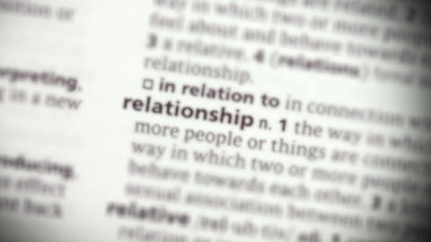 Focus on relationship Footage