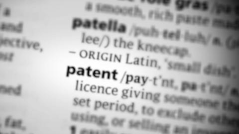 Focus on patent Footage