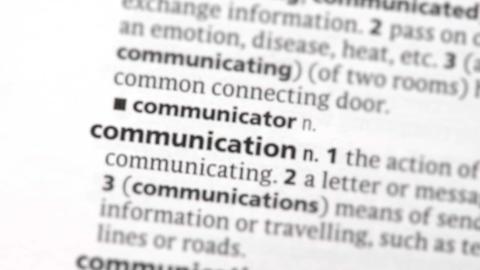 Focus on communication Live Action
