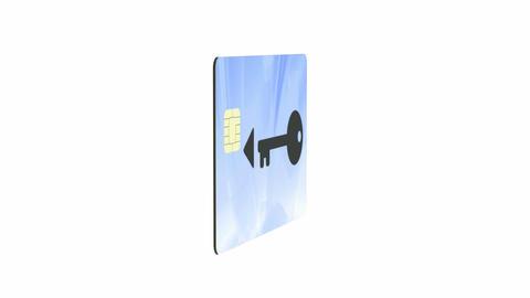 Keycard Animation