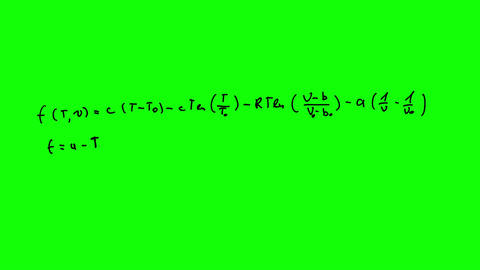 Animation of complex equation appearing CG動画