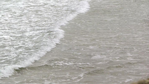 Peaceful ocean scene Live Action