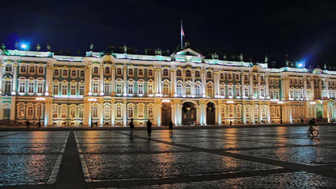 Palace Square Footage