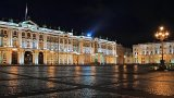 Palace Square stock footage