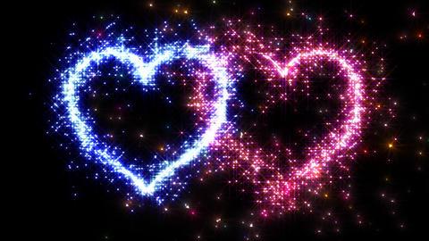 Heart Sparkle I4 Animation