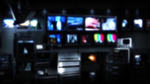Virtual-studio-6-1 Stock Video Footage