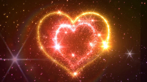 Heart Glitter 2 E2 Animation