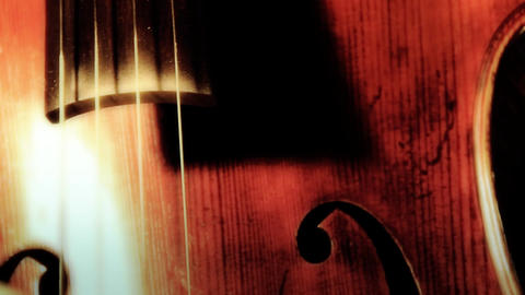 Cello 08 ARTCOLORED Stock Video Footage