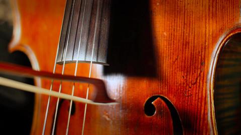 Cello 13 Stock Video Footage