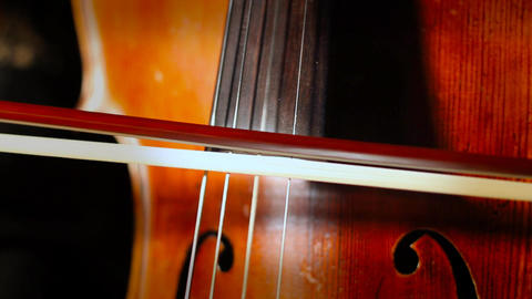Cello 17 Stock Video Footage