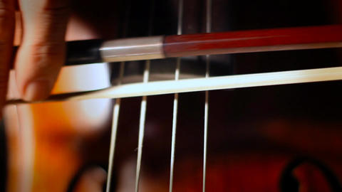 Cello 21 Stock Video Footage