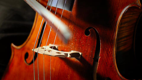 Cello 27 Stock Video Footage