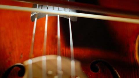 Cello 33 Stock Video Footage