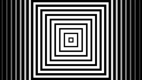 Geometric Loop 02 Stock Video Footage