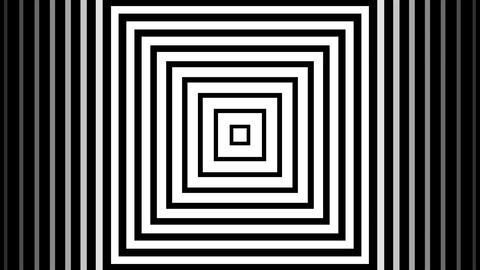 Geometric Loop 02 CG動画素材