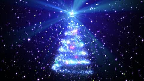 Christmas Tree Glitter Bc1 Animation