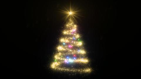 Christmas Tree Glitter Bcb Animation
