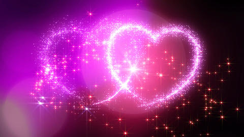 Heart Glitter 2 M1 Animation