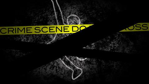 CrimeScene 05 Stock Video Footage