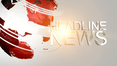 Headline News Animation Animation