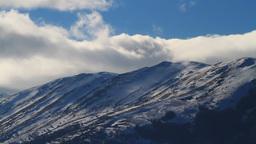 Mountain Peaks, Timelapse Footage