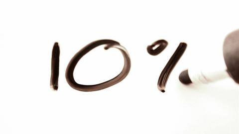 percentage Footage