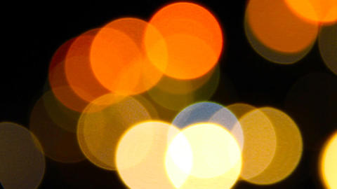 Artistic Lights 02 Stock Video Footage