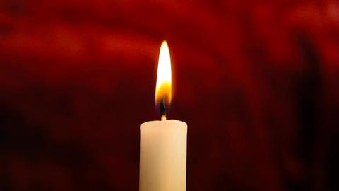 Candle 07 Stock Video Footage