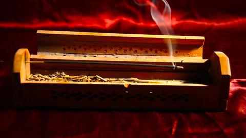 Incense Stick 01 Footage