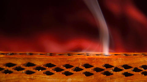 Incense Stick 05 Footage