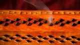 Incense Stick 07 stock footage