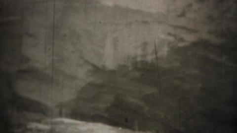 Old mine Stock Video Footage