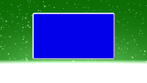 Snow Loop BS 19 Animation