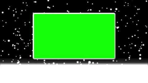 Snow Loop GS 18 Stock Video Footage