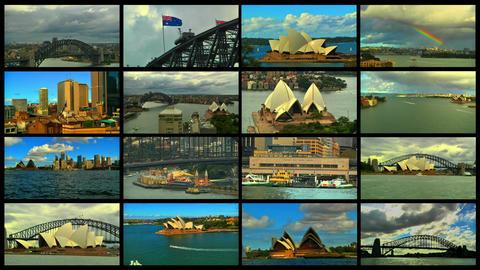 Sydney Splitscreen 05 Footage