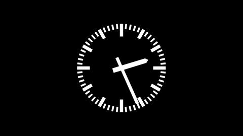 Clock-24CX Animation