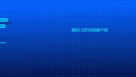 animated technological backgrounds Stock Video Footage