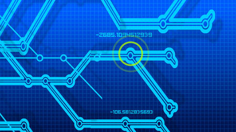 animated technological backgrounds Animation