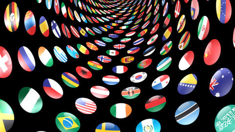 World Flags T Mfcm CG動画