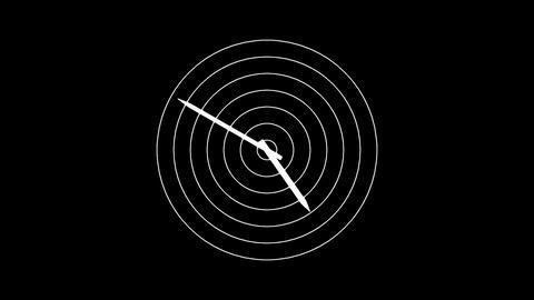 Clock-31C Stock Video Footage