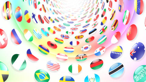 World Flags T Mfcw Animation
