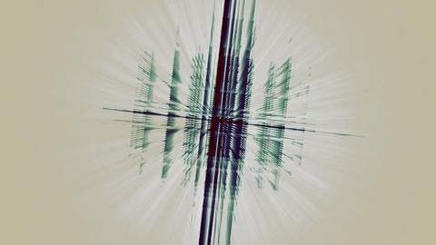 rotating line Animation
