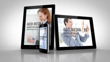 Your Devices AE Version 4 After Effects Template