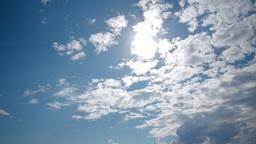 Spectacular Sky Clouds Beautiful Timelapse 4K UHD stock footage