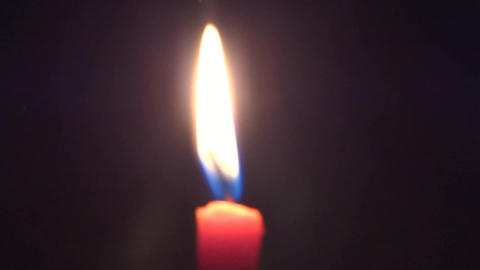 candle flame Footage