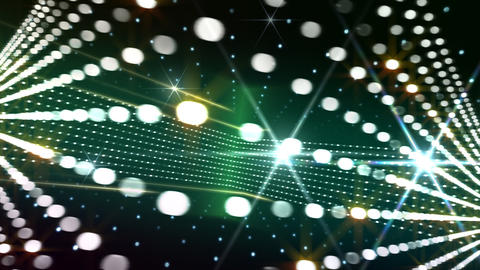 Disco Space 3RCb Stock Video Footage