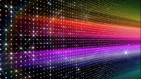 Disco Space 3VlC Animation