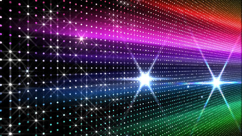 Disco Space 3VlC Stock Video Footage