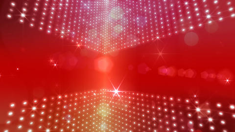 Disco Space 3XAc Stock Video Footage